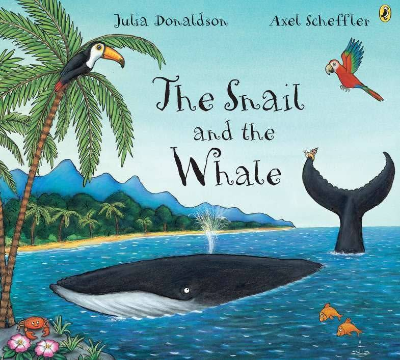 Puffin Books The Snail and the Whale