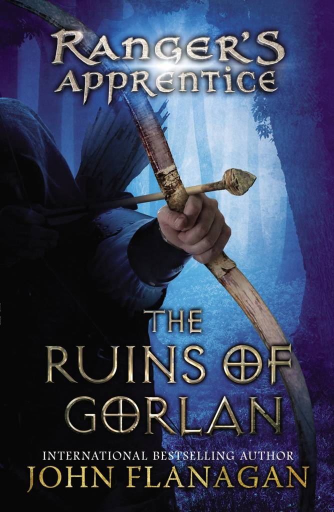 Puffin Books Ranger's Apprentice 01 The Ruins of Gorlan