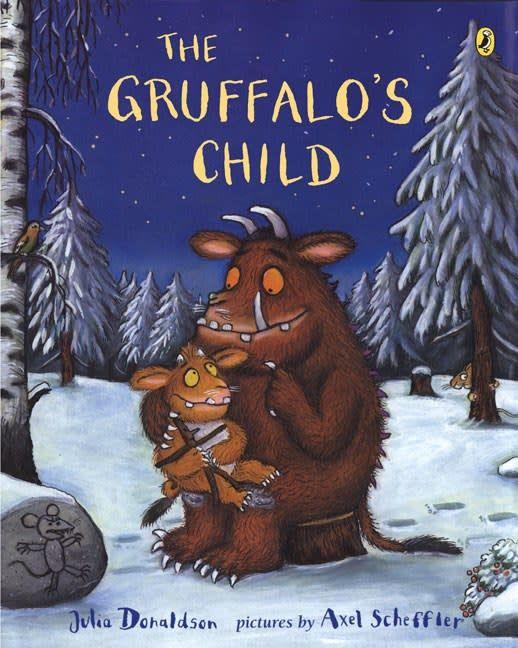 Puffin Books The Gruffalo: The Gruffalo's Child