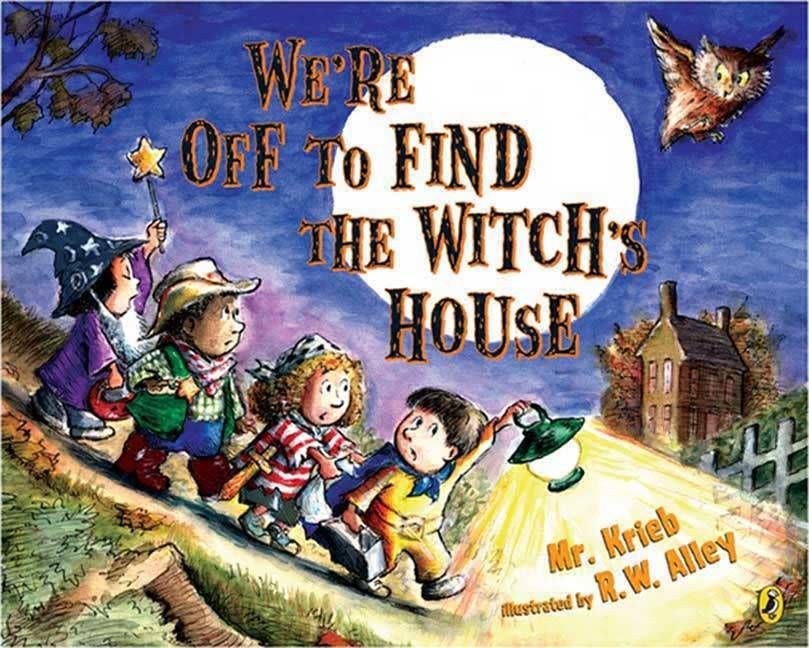 Puffin Books We're Off to Find the Witch's House