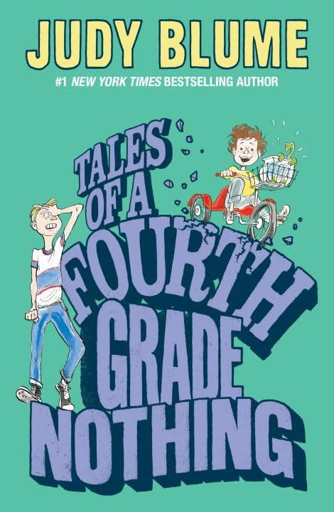 Puffin Books Fudge 01 Tales of a Fourth Grade Nothing