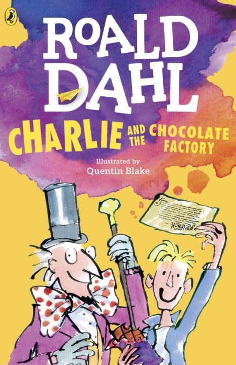 Charlie Bucket 01 Charlie and the Chocolate Factory