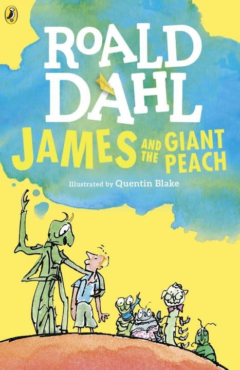 Puffin Books James and the Giant Peach
