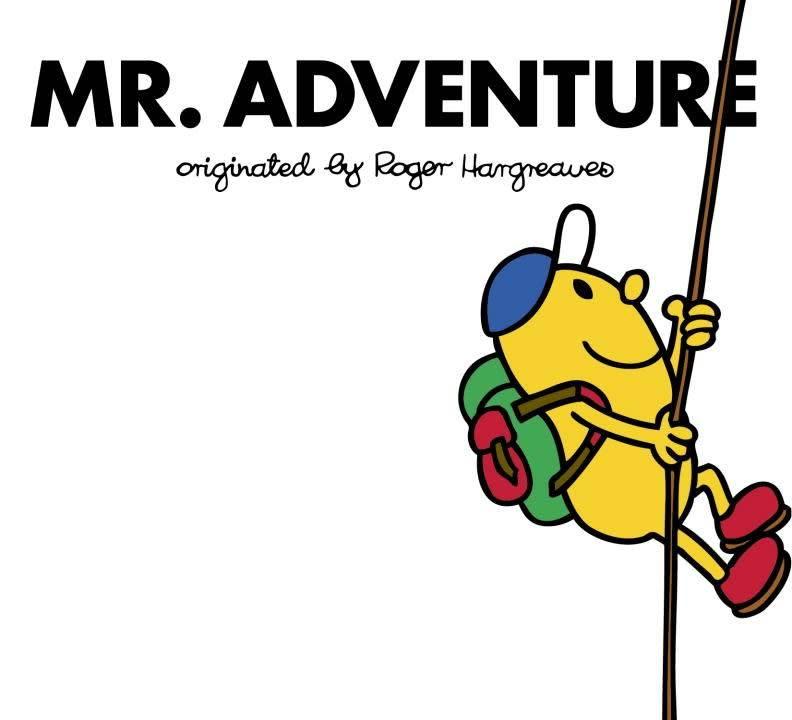 Price Stern Sloan Mr. Men / Little Miss: Mr. Adventure