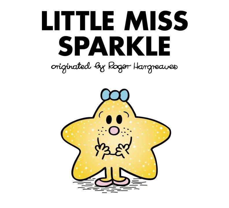 Grosset & Dunlap Mr. Men / Little Miss: Little Miss Sparkle