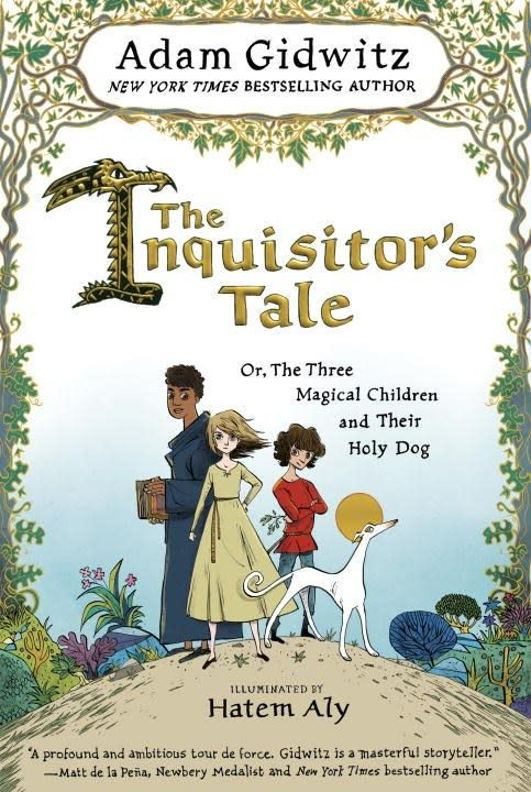 Dutton The Inquisitor's Tale