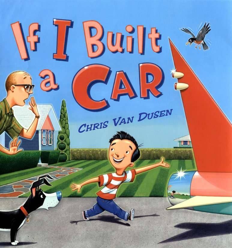 If I Built...: If I Built a Car