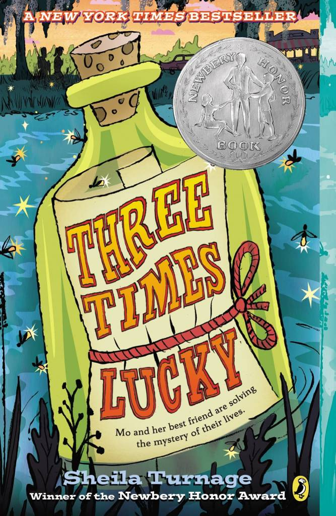 Puffin Books Tupelo Landing 01 Three Times Lucky