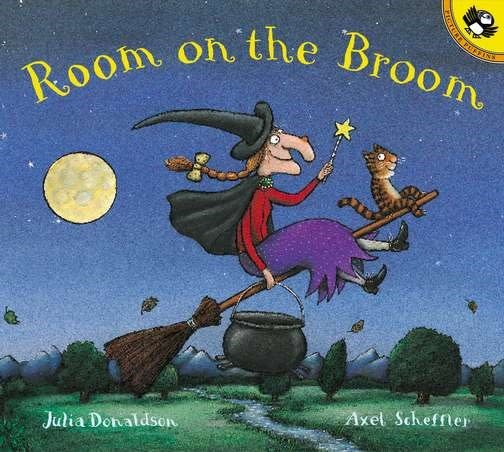 Puffin Books Room on the Broom