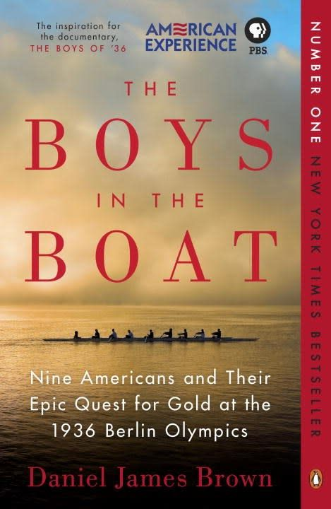 Penguin Books The Boys in the Boat: Nine Americans and Their Epic...