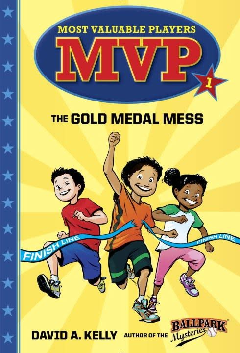 Random House Books for Young Readers MVP 01 The Gold Medal Mess