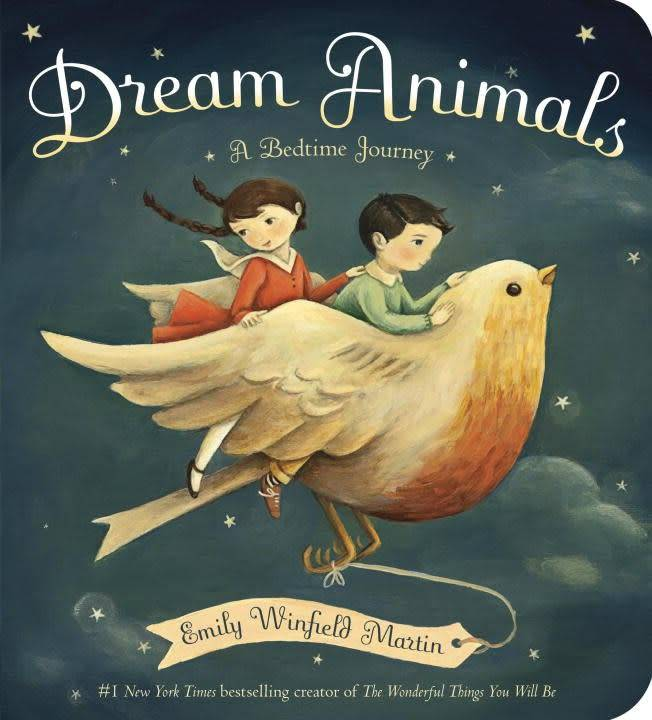 Random House Books for Young Readers Dreamers 01 Dream Animals
