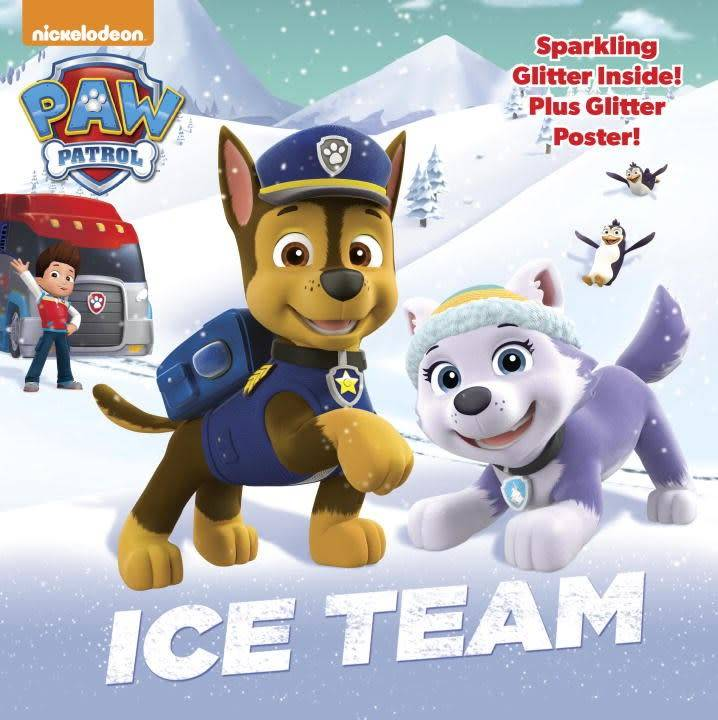 Random House Books for Young Readers Paw Patrol: Ice Team