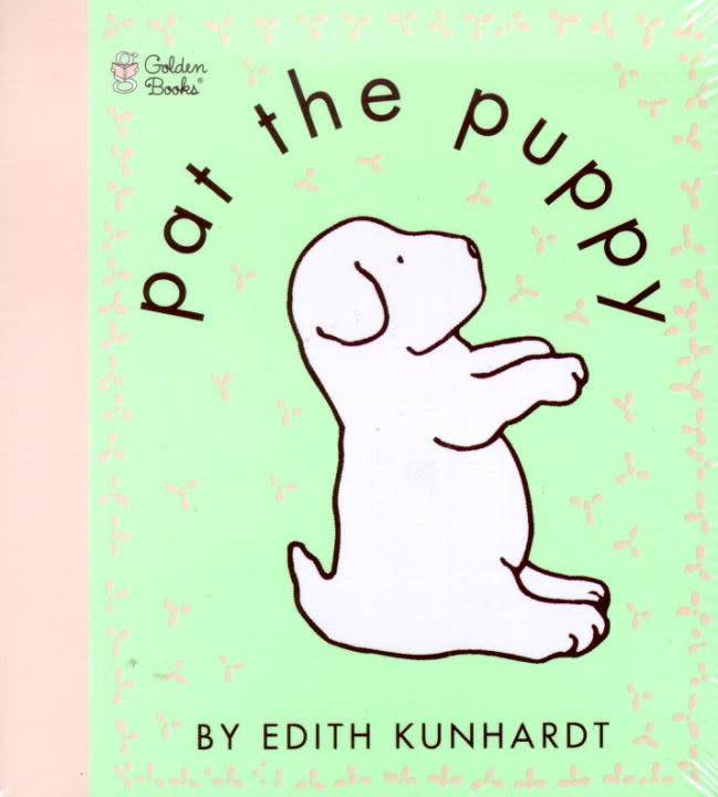 Golden Books Pat the Bunny: Pat the Puppy