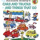 Golden Books Richard Scarry: Cars and Trucks and Things That Go