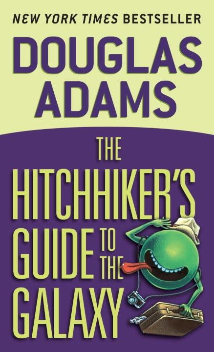 Hitchhiker's Guide to the Galaxy 01