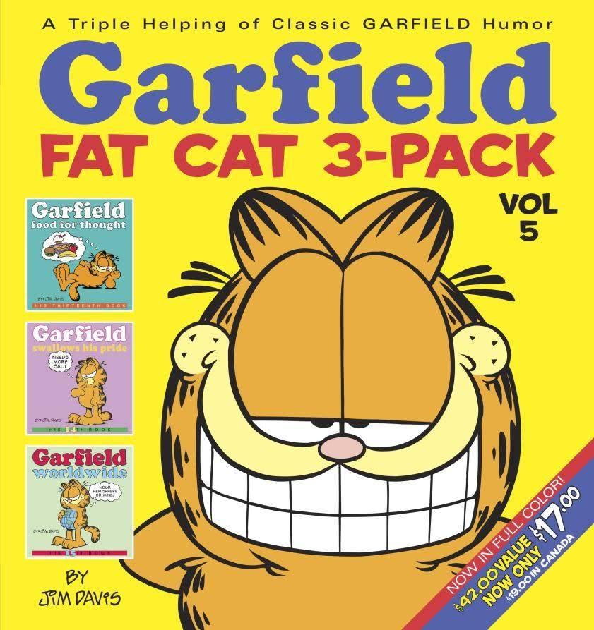 Garfield Fat Cat Omnibus Vol. 05 (3-in-1)