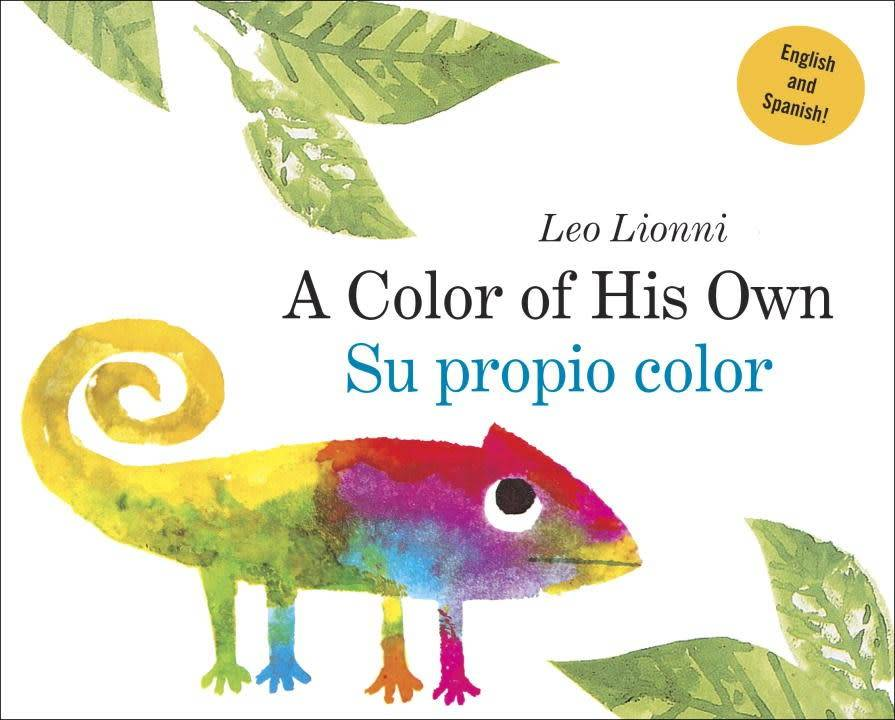 Knopf Books for Young Readers A Color of His Own / Su Propio Color (Spanish-English Ed.)