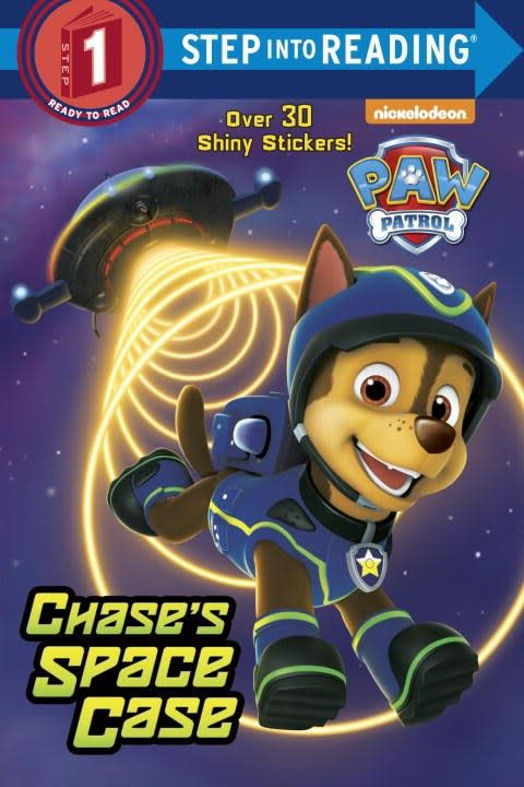 Random House Books for Young Readers Paw Patrol: Chase's Space Case (Step-into-Reading, Lvl 1)
