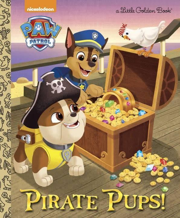 Golden Books Paw Patrol: Pirate Pups!