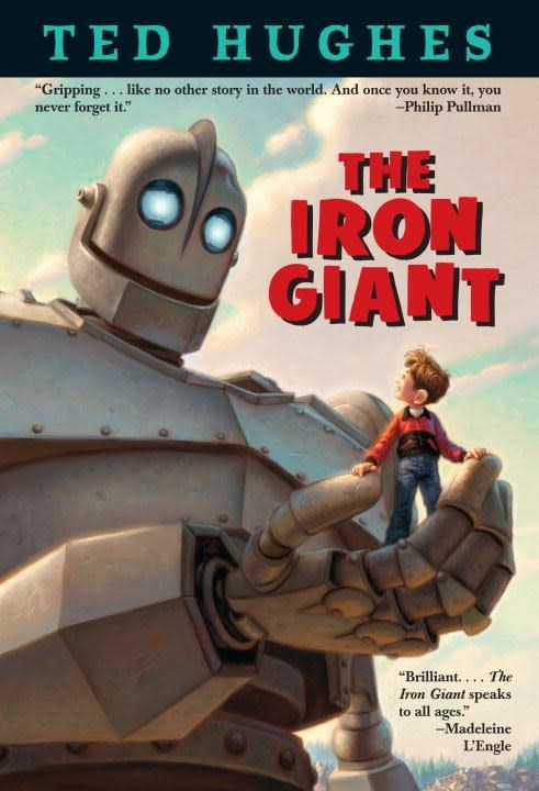 Random House Books for Young Readers The Iron Giant