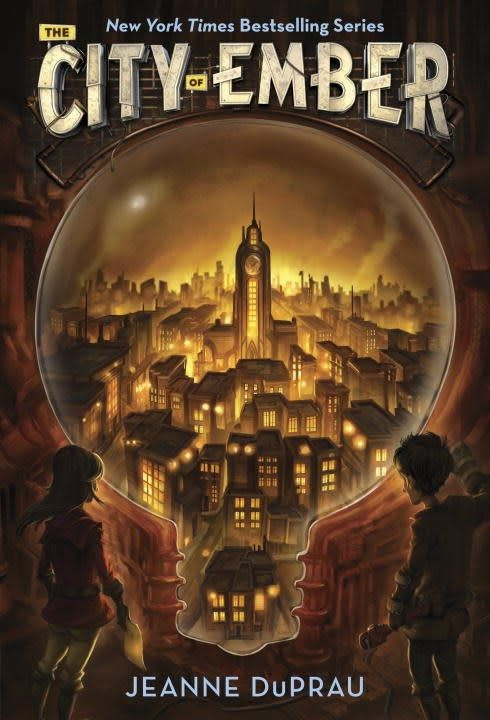 Yearling Book of Ember 01 The City of Ember