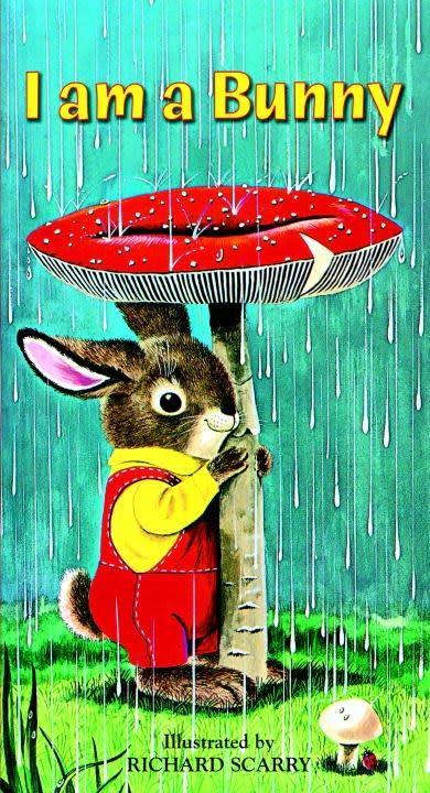 I am a Bunny (Tall Board Book)