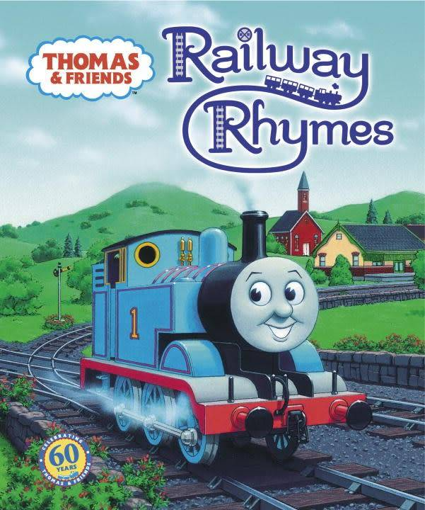 Random House Books for Young Readers Thomas and Friends: Railway Rhymes