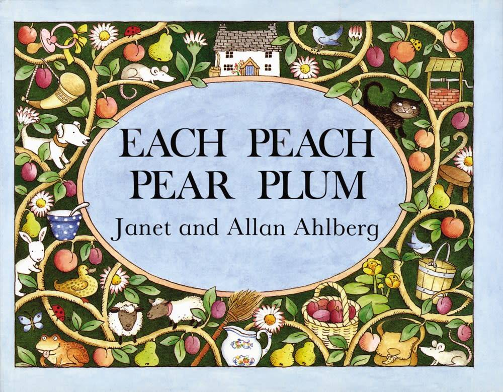 Puffin Books Each Peach Pear Plum