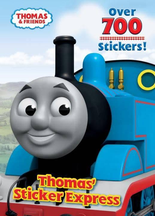 Golden Books Thomas & Friends: Sticker Express