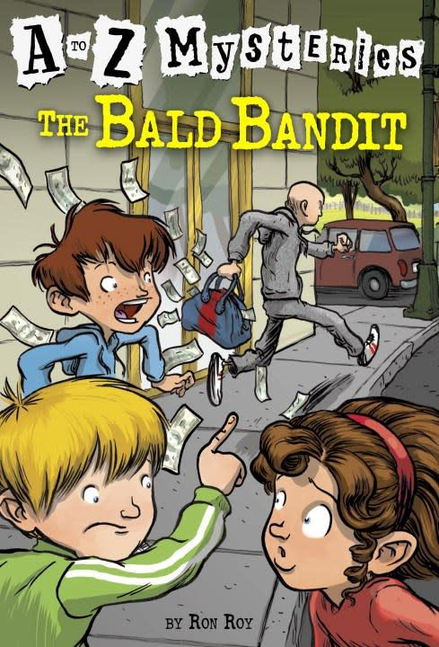 Random House Books for Young Readers A to Z Mysteries 02 The Bald Bandit