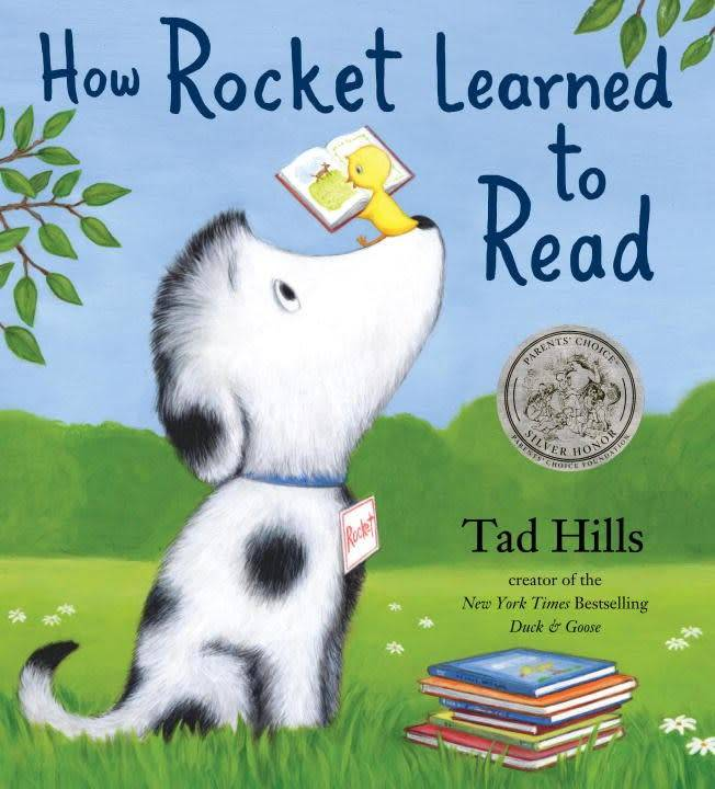 Schwartz & Wade Rocket the Dog: How Rocket Learned to Read