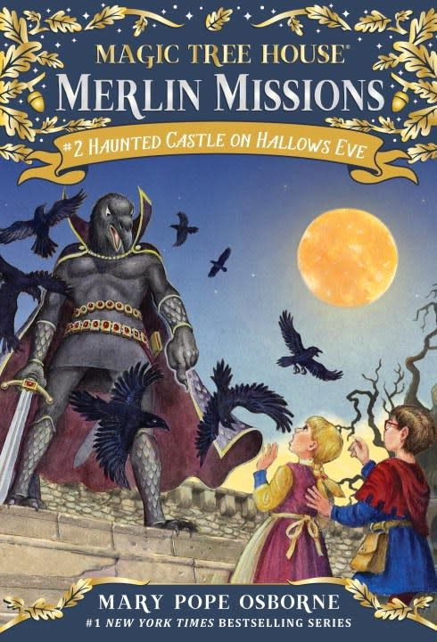 Magic Tree House Merlin Missions 02 Haunted Castle on Hallows Eve