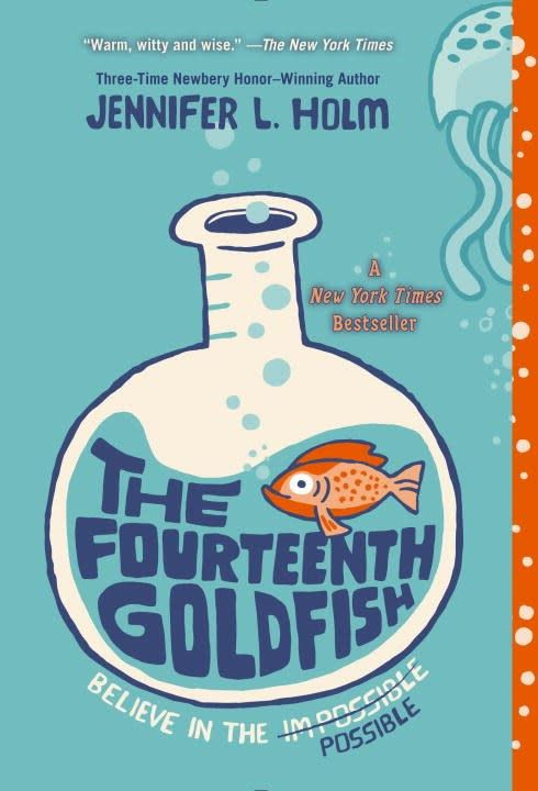 Yearling The Fourteenth Goldfish