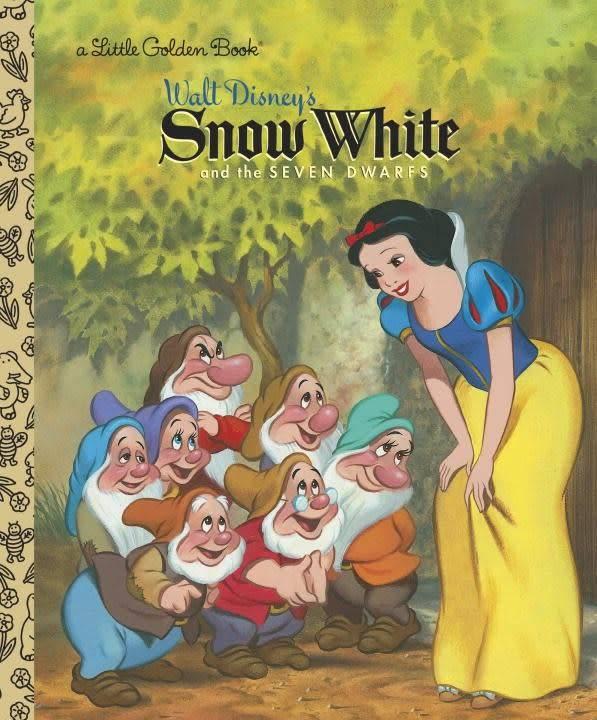 Golden Books Disney: Snow White and the Seven Dwarfs