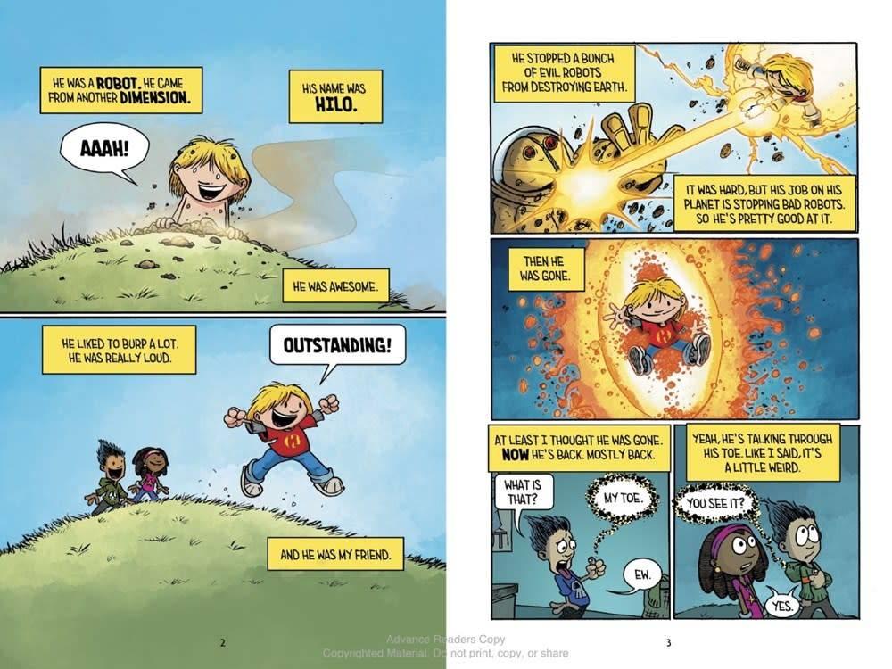 Hilo 02 Saving the Whole Wide World