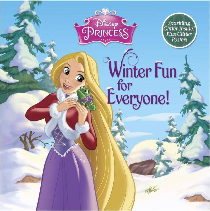 Random House Books for Young Readers Disney Princess: Winter Fun for Everyone!