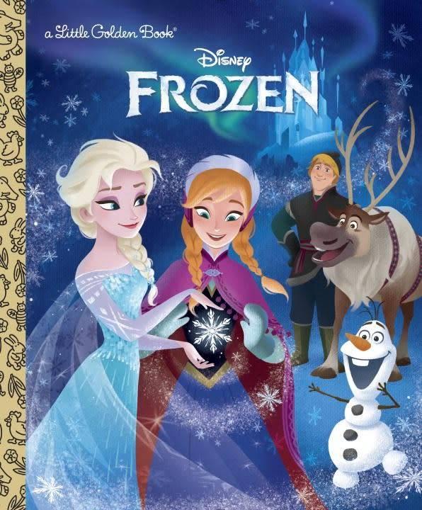 Golden/Disney Disney Princess: Frozen (Little Golden Book)