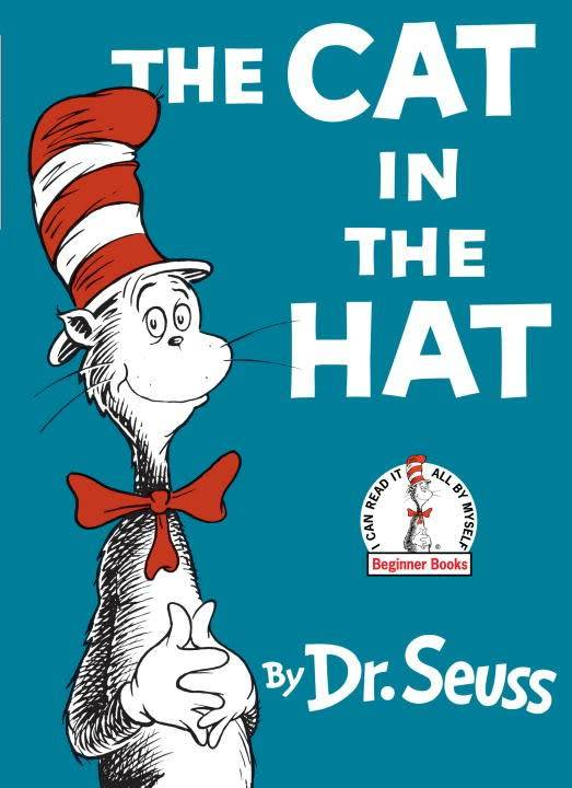 Random House Books for Young Readers Dr. Seuss Library: Cat in the Hat