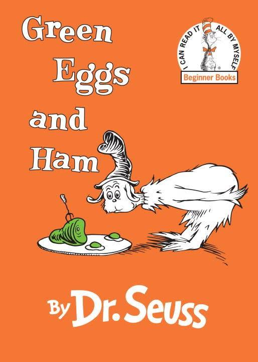 Dr. Seuss Library: Green Eggs and Ham
