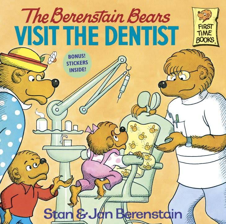 Random House Books for Young Readers Berenstain Bears: Visit the Dentist