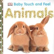 DK Baby Touch and Feel: Animals