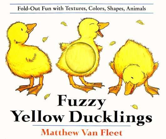 Dial Books Fuzzy Yellow Ducklings