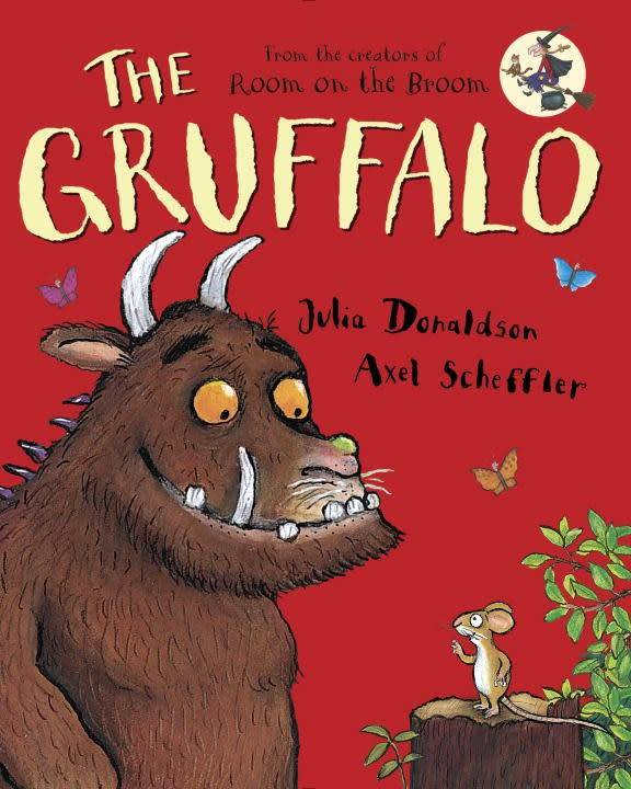 Dial Books The Gruffalo 01