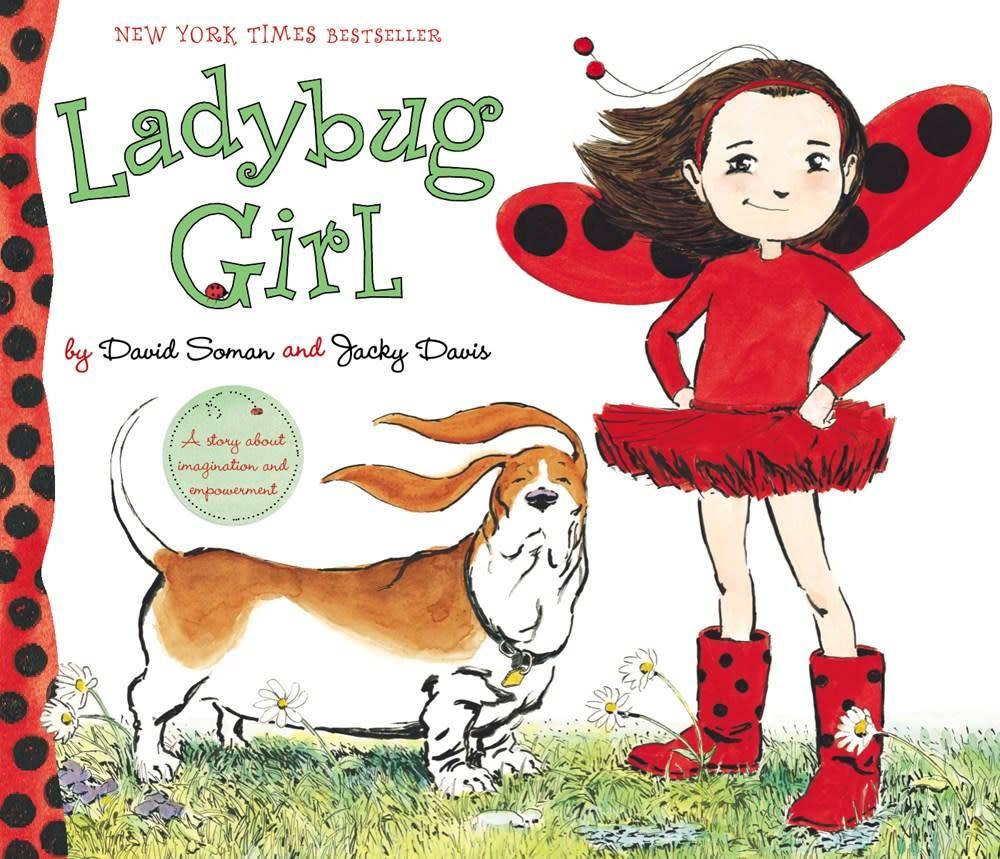Dial Books Ladybug Girl 01