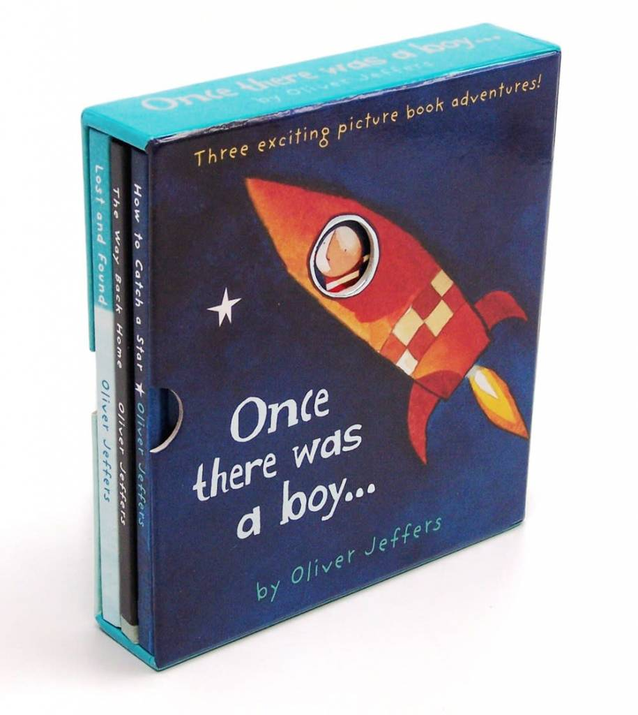 Philomel Books Once There Was a Boy Boxed Set (3 Books)