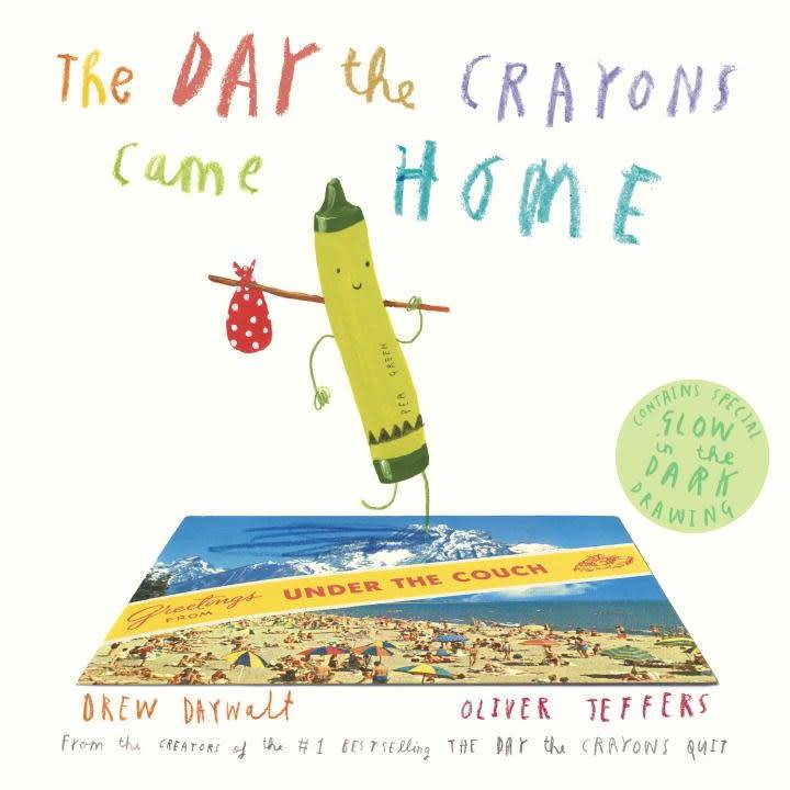Philomel Books Crayons 02 The Day the Crayons Came Home