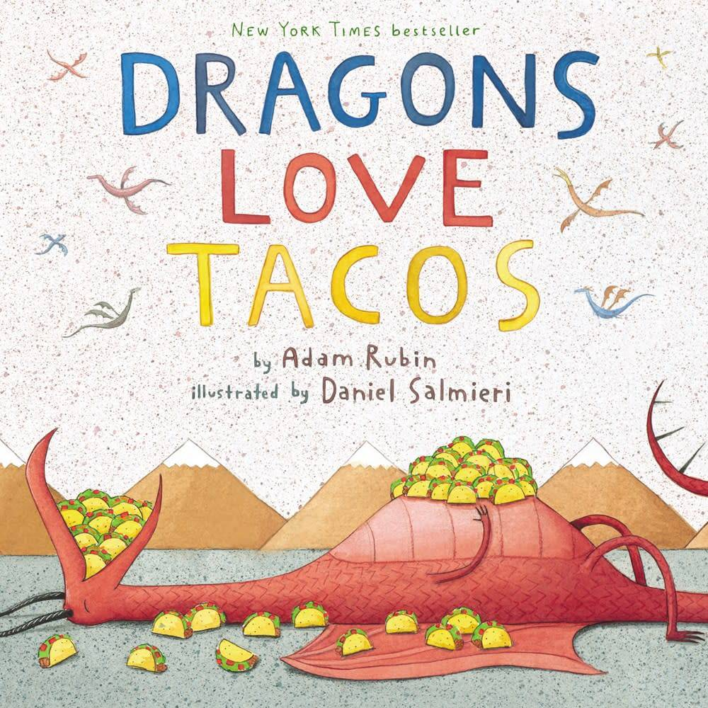 Dial Books Dragons Love Tacos 01