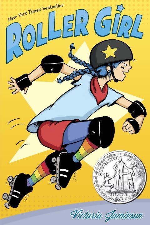 Dial Books Roller Girl