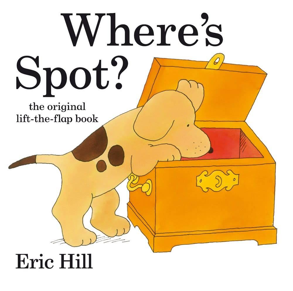 Spot: Where's Spot?